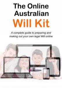 The Online Australian Will Kit cover image